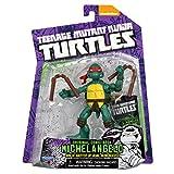 Teenage Mutant Ninja Turtles Comic Book Michelangelo Figure