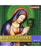 Intégrale Des Concertos Sacrés Vol. 6