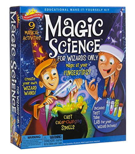 Magic Science Kit for Wizards Only