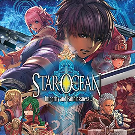 Star Ocean: Integrity And Faithlessness - PS4 [Digital Code]