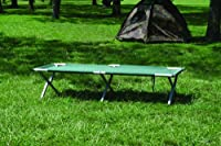 Texsport Deluxe Folding Camp Cot from Texsport