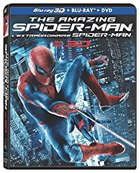 The Amazing Spider-Man in 3D (Bilingual) (BD 3D/ Blu-ray/ DVD Combo)