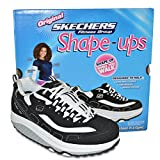 SKECHERS Shape Ups Womens Walking Running Gym Sports Trainer Shoes Size UK 3-8