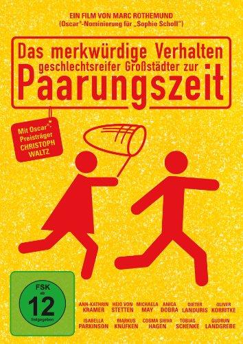 Das merkwürdige Verhalten geschlechtsreifer Großstädter zur Paarungszeit (Deutschland lacht)