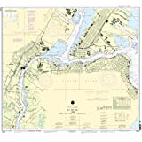 Kill Van Kull & Northern Arthur Kill, NOAA, Print