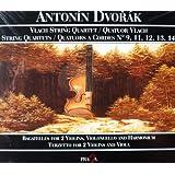 String Quartets 9, 11-14by Dvorak