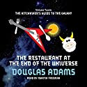 The Restaurant at the End of the Universe Audiobook by Douglas Adams Narrated by Martin Freeman