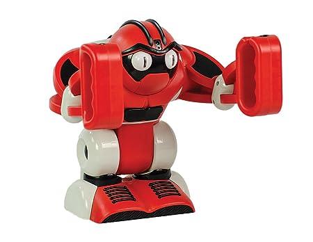 BOOMBOT- Bam00 - BOOMBOT Humanoïde Rouge