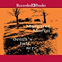 Death's Half Acre Audiobook by Margaret Maron Narrated by C.J. Critt