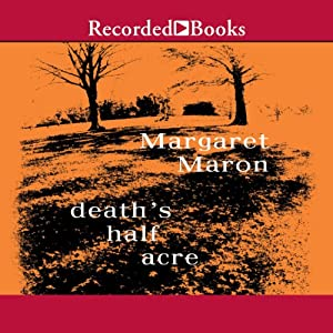 Death's Half Acre Audiobook