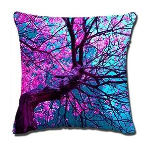 Light Purple Decorative Pillows : Amazon.com - Popular Cotton Linen Decorative Pillow Covers, 18x18 Inch Couch Throw Pillow Case ...