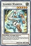 Yu-Gi-Oh! - Scarred Warrior (PRC1-EN013) - 2012 Premium Tin - 1st Edition - Super Rare