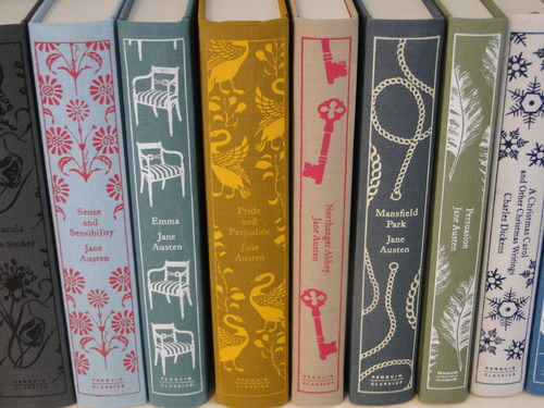 jane austen penguin classics via amazon