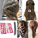 SystemsEleven Fashion Women Hair Brai...