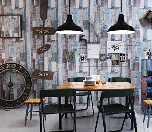 xah-retro-farbe-holz-holzmaserung-streifen-wohnzimmer-schlafzimmer-cafe-bar-american-personlichkeit-