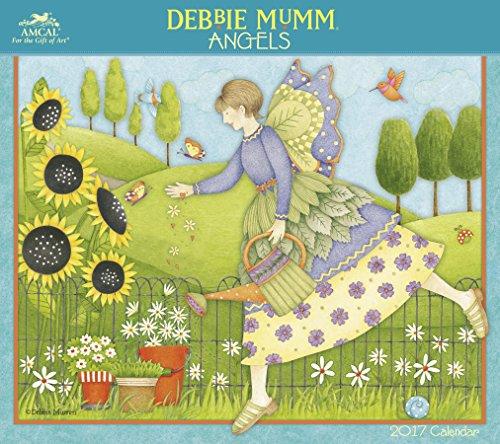 Debbie Mumm - Angels Wall Calendar (2017)
