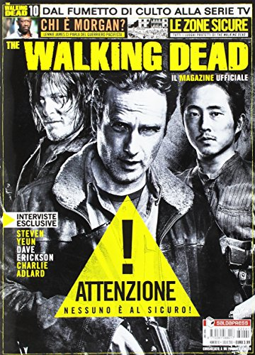 Il magazine ufficiale. The walking dead: 10