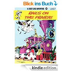 Lucky Luke (english version) - volume 32 - Rails on the Prairie