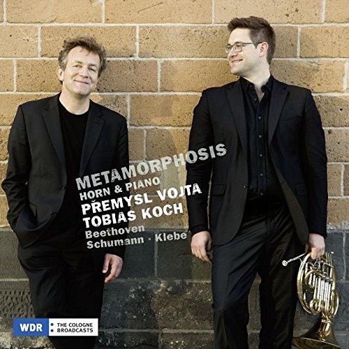 CD : BEETHOVEN / VOJTA / KOCH - Metamorphosis / Music For Horn & Piano