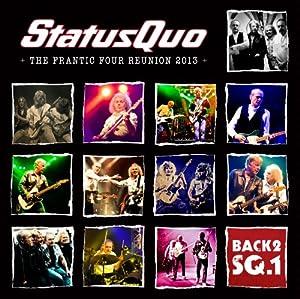 Frantic Four Reunion 2013 (Coffret 6 CD + Livre)