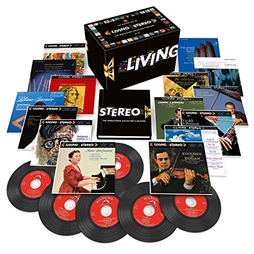 THE LIVING STEREO