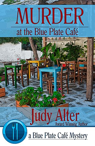 Murder at the Blue Plate Caf PDF