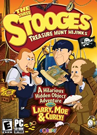 The Three Stooges Treasure Hunt Hijinks