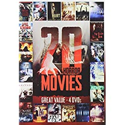 20-Movie Horror Collection V.7