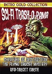 Sci-Fi Trash-O-Rama - 3 Sci-Fi ''Epics''