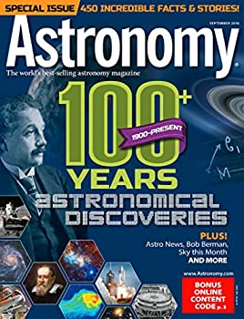 1-Yr. Astronomy Magazine Subscription
