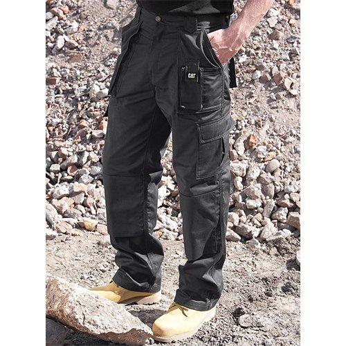 Caterpillar Cargo Trouser Black 38