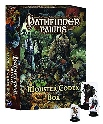 Pathfinder Pawns: Monster Codex Box (Npc Codex Box compare prices)