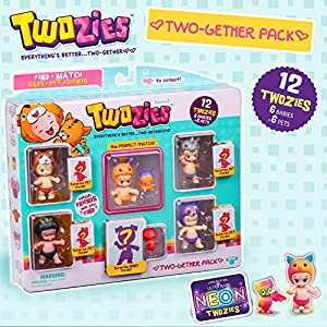 Twozies 57003 Two-Gether Pack
