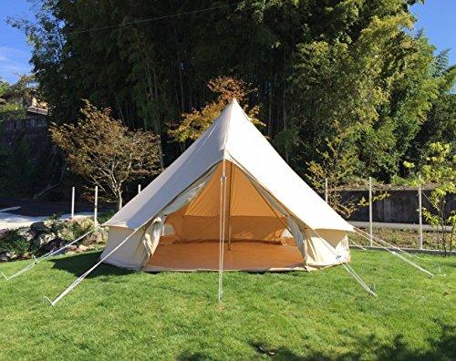 DANCHEL 900D Oxford Bell Tent Fabric 3000mm Waterproof Four Season Light Weight & DANCHEL 900D Oxford Bell Tent Fabric 3000mm Waterproof Four Season ...