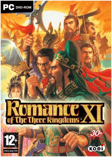 Romance of the Three Kingdoms XI (PC DVD)