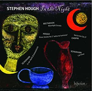 Stephen Hough: In The Night [Stephen Hough ] [Hyperion: CDA67996]