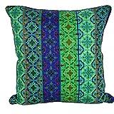 Eminent Craft Design 76 Decorative Throw Pillow / Cushion Cover 16' X 16'