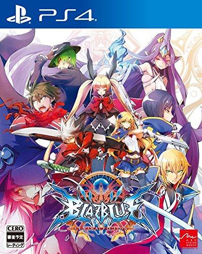 【PS4】BLAZBLUE CENTRALFICTION Limited Box 【早期購入封入特典】「Es プロダクトコード」封入