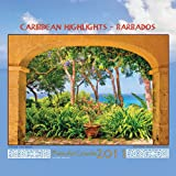 img - for Caribbean Highlights - Barbados: Photo Art Calendar 2011 book / textbook / text book