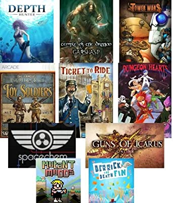 Indie Combat Pack (and Ticket to Ride) [Download]