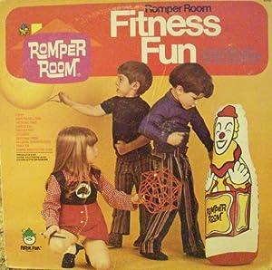 Romper Room Fitness Fun, circa 1974