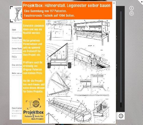 h hnerstall legenester selber bauen deine projektbox inkl 117 original patenten bringt dich. Black Bedroom Furniture Sets. Home Design Ideas