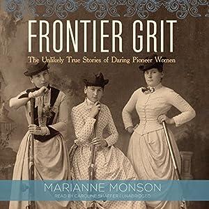 Frontier Grit Audiobook