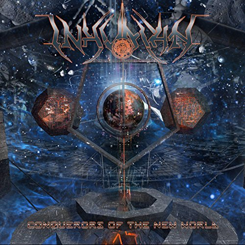 Inhuman-Conquerors Of The New World-(SAT130-SR308)-CD-FLAC-2015-86D Download
