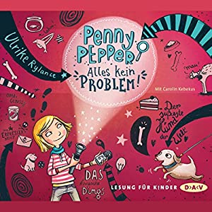 Alles kein Problem (Penny Pepper 1) Hörbuch