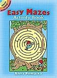 Easy Mazes Activity Book (Dover Little Activity Books)