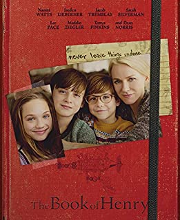 Book Cover: The Book of Henry