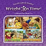 Wright on Time: Collection 1: Books 1-4 | Lisa M. Cottrell-Bentley