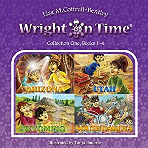 Wright on Time: Collection 1: Books 1-4 | [Lisa M. Cottrell-Bentley]