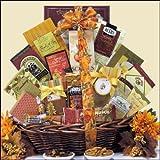 Bountiful Gourmet Wishes: Gourmet Thanksgiving Gift Basket